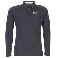 Kleidung Herren Langärmelige Polohemden Helly Hansen HP SHORE Marine