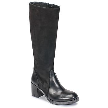 Schuhe Damen Klassische Stiefel Lola Espeleta NAGARI Schwarz