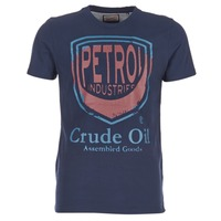 Kleidung Herren T-Shirts Petrol Industries TIRCO Marine