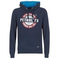Kleidung Herren Sweatshirts Petrol Industries JACAR Marine