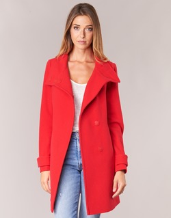 Kleidung Damen Mäntel Benetton MERCRA Rot