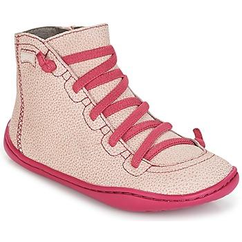 Schuhe Mädchen Sneaker High Camper PEU CAMI Rose