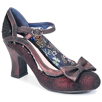 Schuhe Damen Pumps Bunker SMART Bordeaux