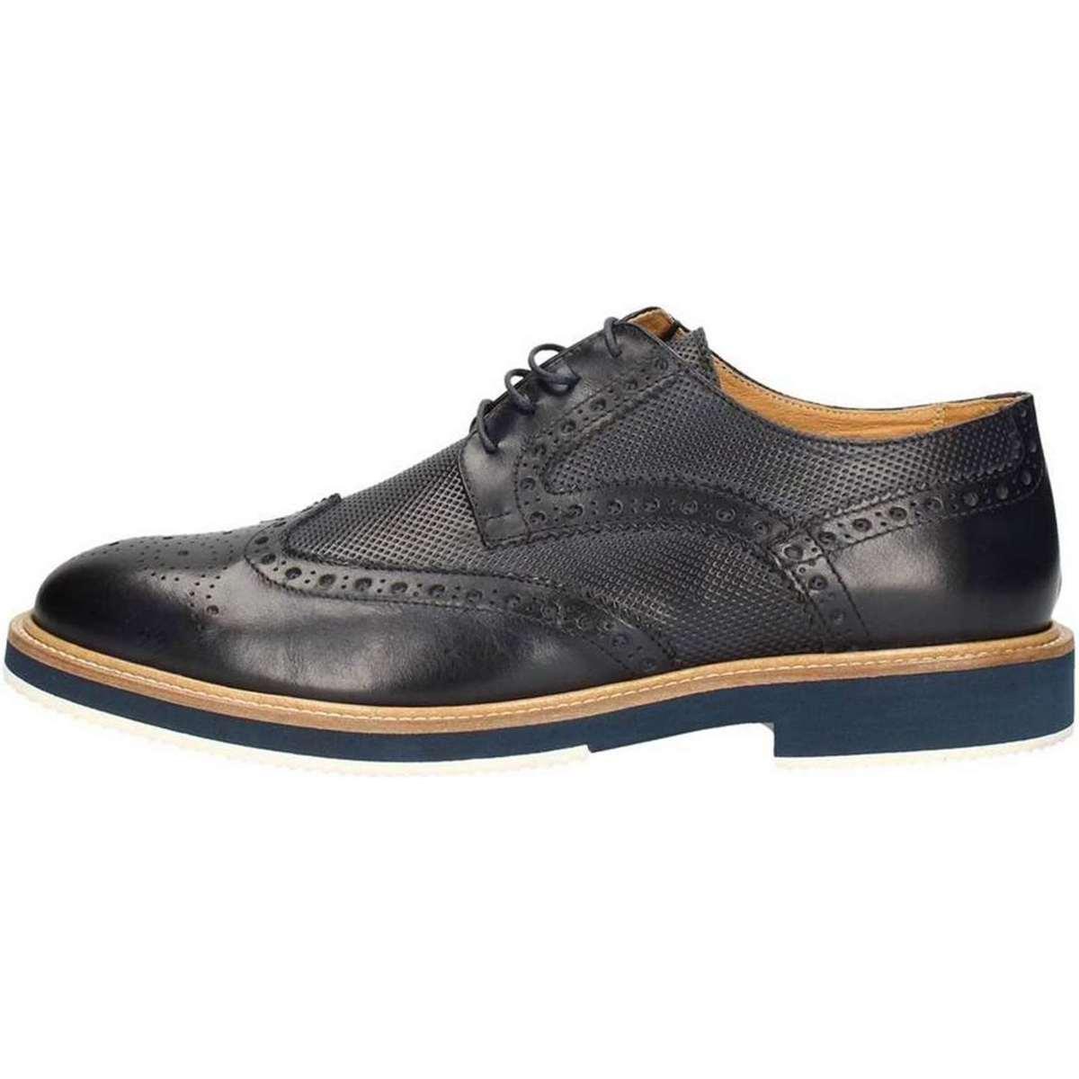 Hudson 917 Lace up shoes Mann Blau Blau - Schuhe Derby-Schuhe Herren 97,00 €