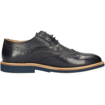 Schuhe Herren Derby-Schuhe Hudson 917 Lace up shoes Mann Blau Blau