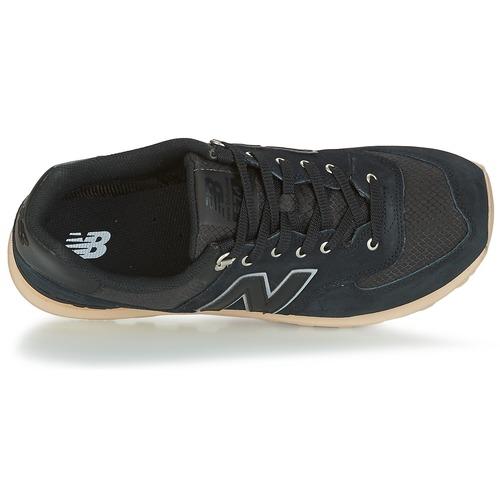 New Balance ML574 Schwarz