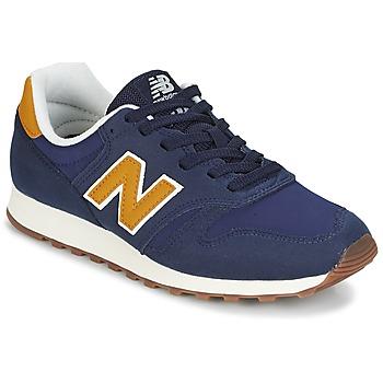 Schuhe Sneaker Low New Balance ML373 Blau / Gelb
