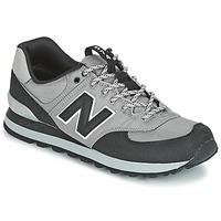 Schuhe Herren Sneaker Low New Balance ML574 Grau