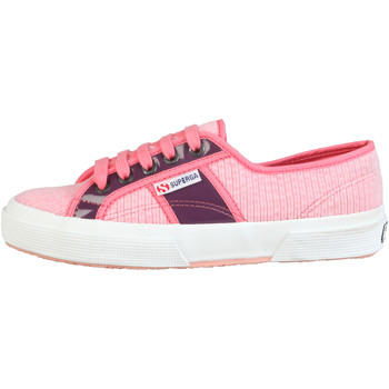 Schuhe Damen Sneaker Low Superga Sneakers Rosa