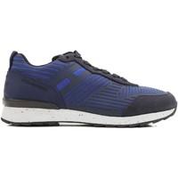 Schuhe Herren Sneaker Low Hogan HXM2610W500ESB0XKA blu acceso
