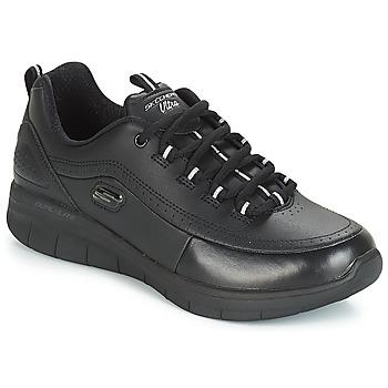 Schuhe Damen Fitness / Training Skechers SYNERGY 2.0 Women sport Schwarz