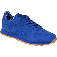 Schuhe Kinder Sneaker Reebok Sport Classic Leather TDC  BD5052 Blue