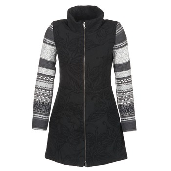 Kleidung Damen Mäntel Desigual GRAME Schwarz