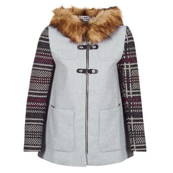 Kleidung Damen Mäntel Desigual GERDI Grau