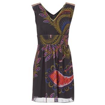 Kleidung Damen Kurze Kleider Desigual GERCO Multifarben