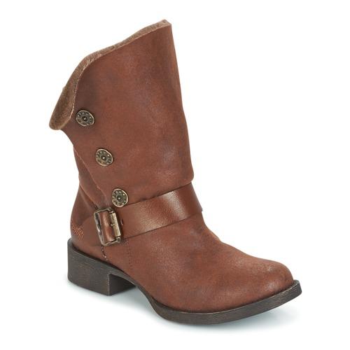 Blowfish Malibu KATTI Braun  Schuhe Boots Damen 67,99