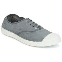 Schuhe Herren Sneaker Low Bensimon TENNIS LACET Grau