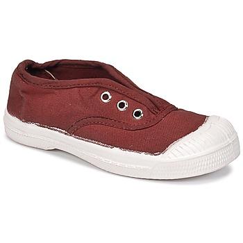 Schuhe Kinder Sneaker Low Bensimon TENNIS ELLY Rot