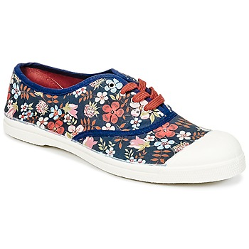 Schuhe Damen Sneaker Low Bensimon TENNIS LIBERTY Marine