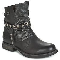 Schuhe Damen Boots Tom Tailor RESTOUNE Schwarz