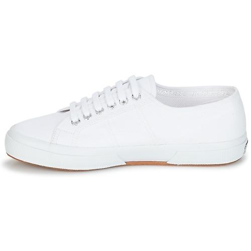 Superga Schuhe 2750 CLASSIC Weiss  Schuhe Superga TurnschuheLow  63,95 5b871e