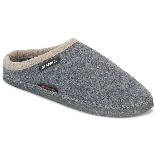 Giesswein DANNHEIM Grau  Schuhe Hausschuhe Damen 49,80