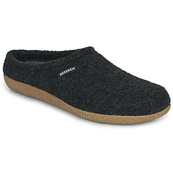 Schuhe Herren Hausschuhe Giesswein VEITSCH Anthrazit