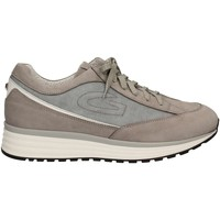 Schuhe Herren Sneaker Low Alberto Guardiani SU74371C Shoes with laces Man Grey Grey