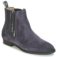 Schuhe Damen Boots Marc O'Polo PRAGUE 2 Marine