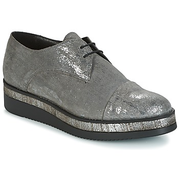 Schuhe Damen Derby-Schuhe Sweet Lemon SABA Grau