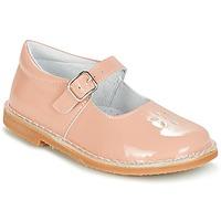 Schuhe Mädchen Ballerinas Citrouille et Compagnie HIVETTE Rose