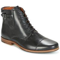 Schuhe Herren Boots Schmoove BLIND BRITISH BROGUE Schwarz