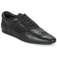 Schuhe Herren Derby-Schuhe Schmoove JAMAICA Schwarz