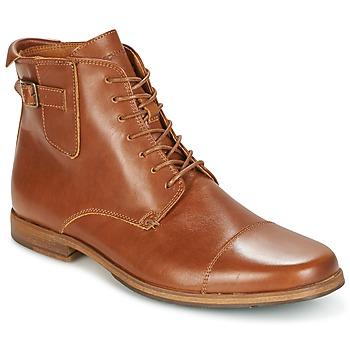 Schuhe Herren Boots Schmoove BLIND BRITISH BROGUE Camel