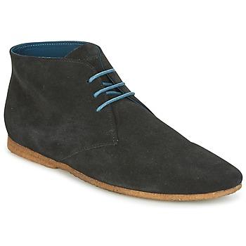 Schuhe Herren Boots Schmoove CREPS DESERT Schwarz