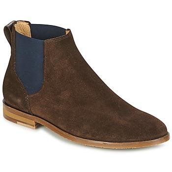 Schuhe Herren Boots Schmoove APOLLON CHELSEA Braun