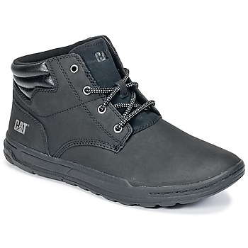Schuhe Herren Sneaker High Caterpillar CREEDENCE Schwarz
