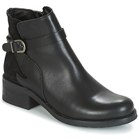 Schuhe Damen Boots Betty London HARRIS Schwarz