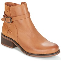 Schuhe Damen Low Boots Betty London HEYLEY Camel