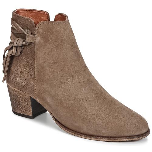Betty London HEIDI Maulwurf  Schuhe Low Boots Damen 69,99