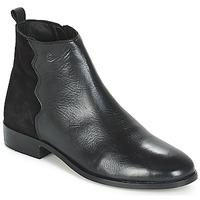 Schuhe Damen Boots Betty London HELOI Schwarz