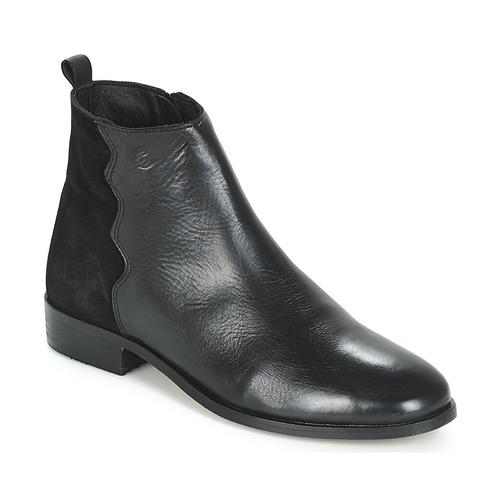 Betty London HELOI Schwarz  Schuhe Boots Damen 64,99