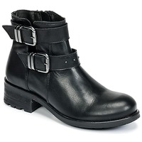 Schuhe Damen Boots Betty London HELIDI Schwarz