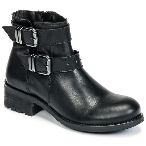 Betty London HELIDI Boots Schwarz  Schuhe Low Boots HELIDI Damen 69,99 61b53a