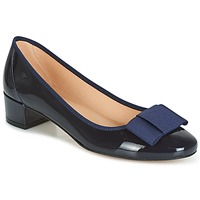 Schuhe Damen Ballerinas Betty London HENIA Marine
