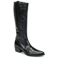 Schuhe Damen Klassische Stiefel Betty London HABI Schwarz