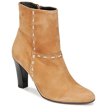 Schuhe Damen Low Boots Betty London HADIA Braun