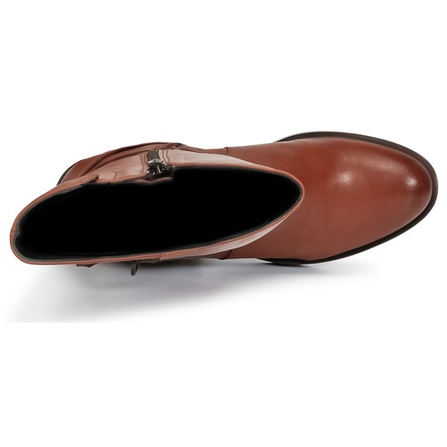Betty London HOVANI Camel Damen  Schuhe Klassische Stiefel Damen Camel 127,20 233849