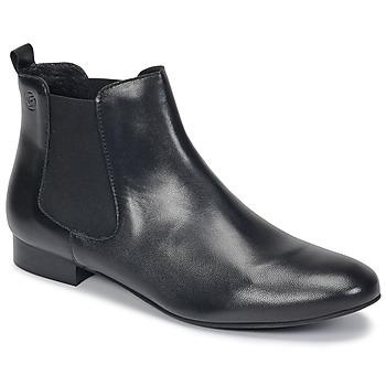 Schuhe Damen Boots Betty London HYBA Schwarz