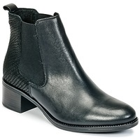 Schuhe Damen Low Boots Betty London HASNI Schwarz